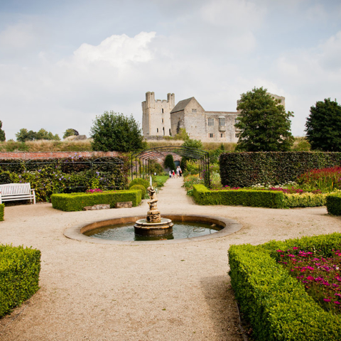 Helmsley walled garden - Chris J Parker